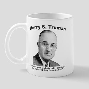 Truman: Hell Mug