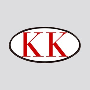 KK-bod red2 Patches
