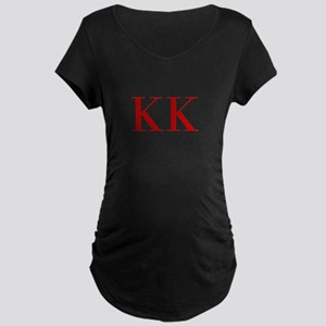 KK-bod red2 Maternity T-Shirt