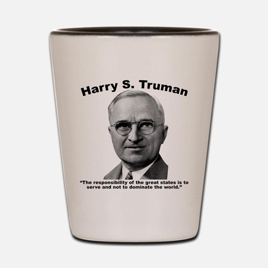Truman: States Shot Glass