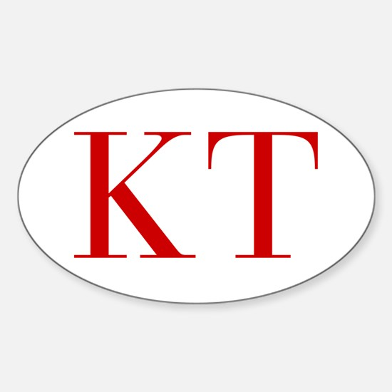 KT-bod red2 Decal