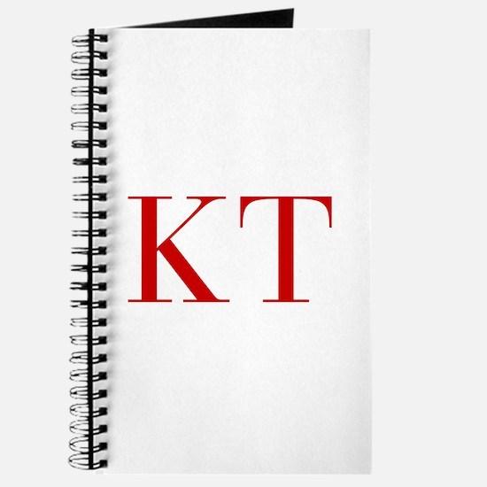KT-bod red2 Journal