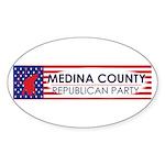 MCRP logo Sticker