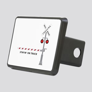 Stayin' On Track Hitch Cover