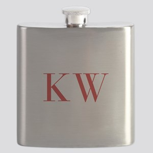 KW-bod red2 Flask