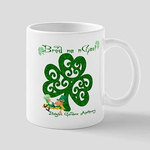 Irish Pride Paddy's Day Mugs