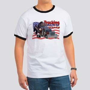 Trucking USA Ringer T