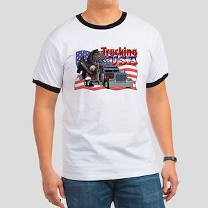 Trucking USA Ringer T