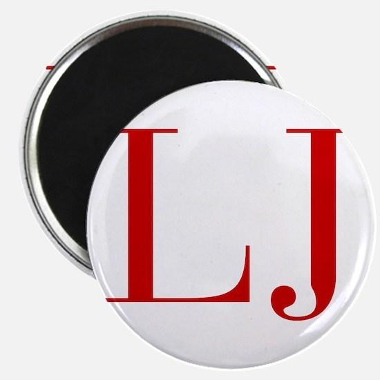 LJ-bod red2 Magnets