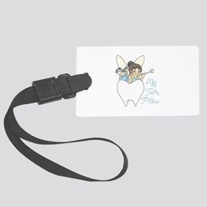 MY TOOTH PILLOW Luggage Tag
