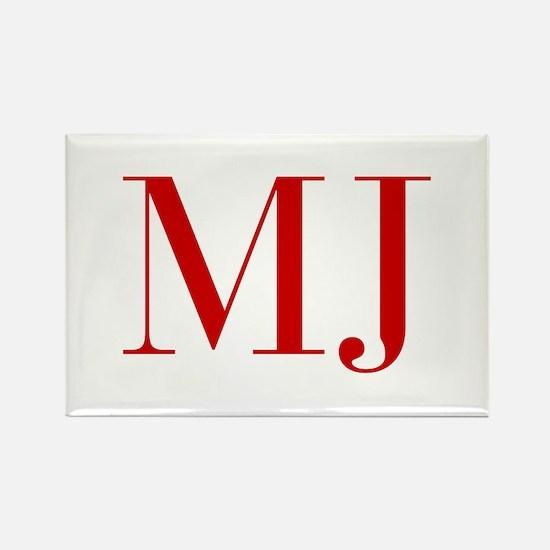 MJ-bod red2 Magnets