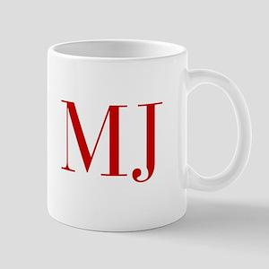 MJ-bod red2 Mugs