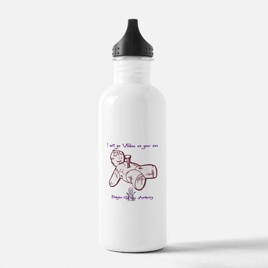 Vodou Doll Water Bottle