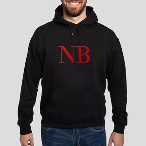 NB-bod red2 Hoodie
