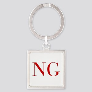 NG-bod red2 Keychains