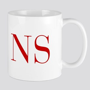 NS-bod red2 Mugs