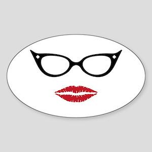 Gorgeous Lady Sticker