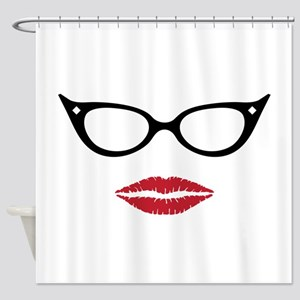 Gorgeous Lady Shower Curtain