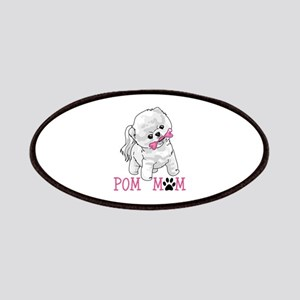 POM MOM Patches