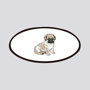 PUG PUPPY Patches