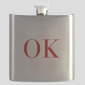 OK-bod red2 Flask