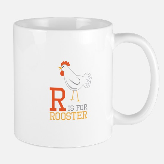 ris for roosted Mugs