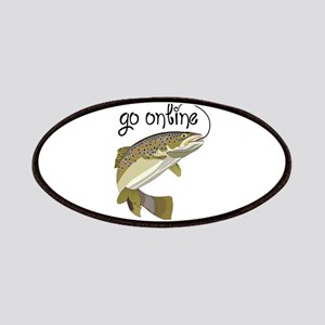 GO ONLINE FISHING Patches