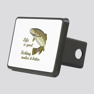FISHING IS BETTER Hitch Cover