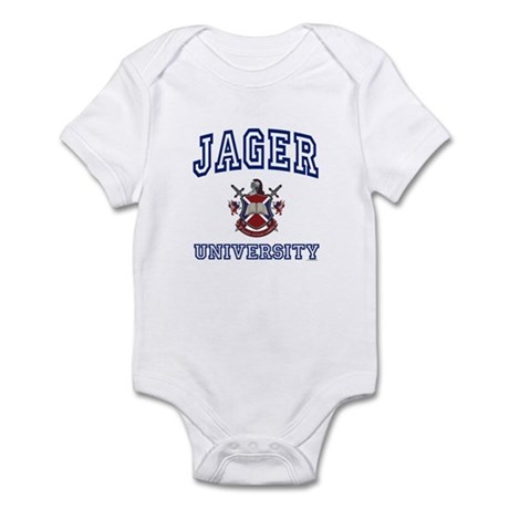JAGER University Infant Bodysuit