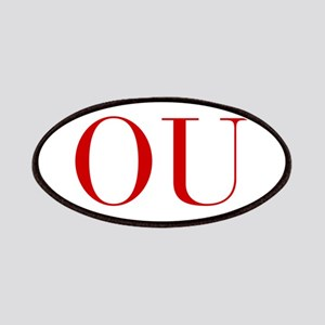 OU-bod red2 Patches