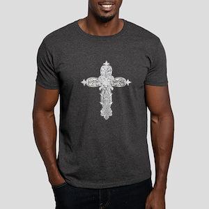 Victorian Cross Dark T-Shirt