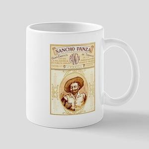 Sancho Panza Cigar Art Mug