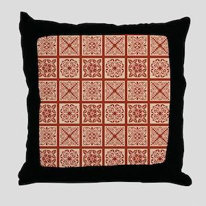 BOHO CHIC Throw Pillow
