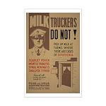 MILK MAN poster 11x17