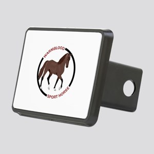 WARMBLOOD SPORT HORSE Hitch Cover