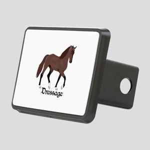 DRESSAGE HORSE Hitch Cover