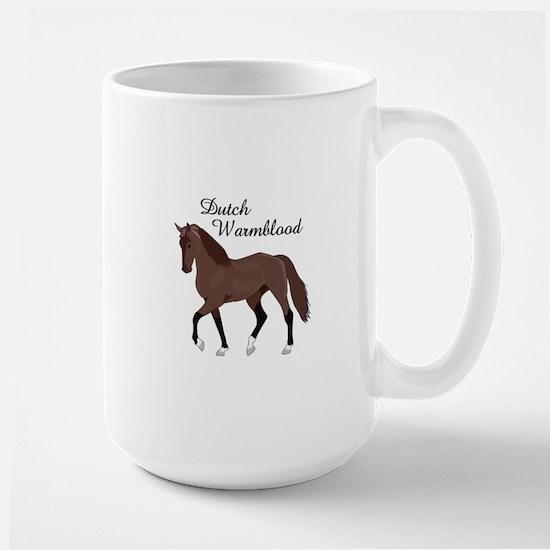 DUTCH WARMBLOOD Mugs