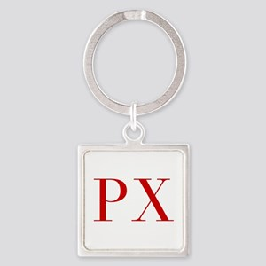 PX-bod red2 Keychains