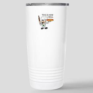 HOW I ROLL Travel Mug