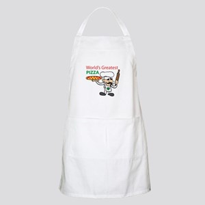 WORLDS GREATEST PIZZA Apron