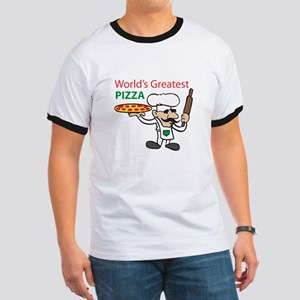 WORLDS GREATEST PIZZA T-Shirt