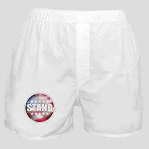 Stand for the Anthem Boxer Shorts