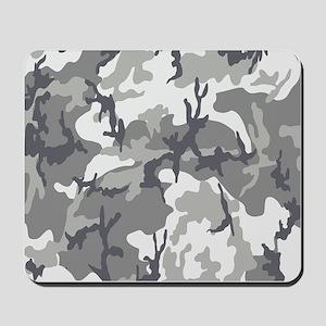 Urban Camouflage Mousepad