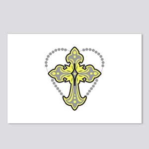 ROSARY Postcards (Package of 8)