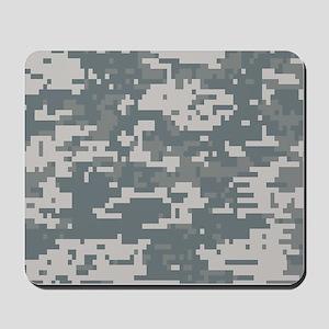 Digital Camouflage Mousepad