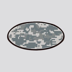 Digital Camouflage Patches