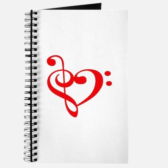 TREBLE MUSIC HEART Journal