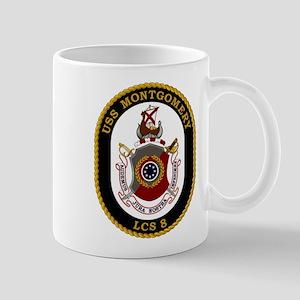 USS Montgomery LCS-8 Mug