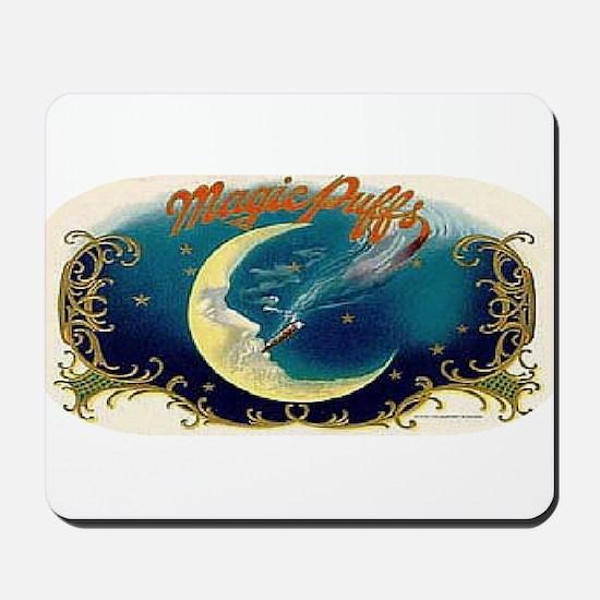 Magic Puffs Art Mousepad