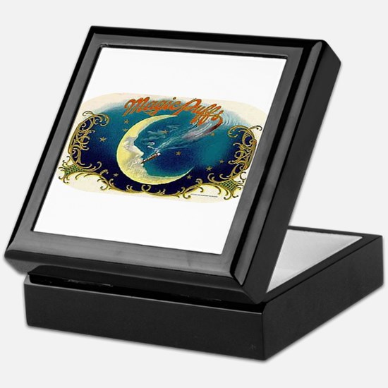 Magic Puffs Art Keepsake Box